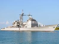 Длина ракетного крейсера Chancellorsville - 172 метра, его команда состоит из примерно 350 человек