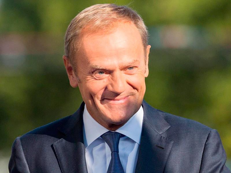 Глава Европейского совета Туск предложил отдать пост председателя Еврокомиссии социалистам