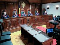 Конституционный суд Молдавии в субботу объявил незаконными действия депутатов. Он выступил с разъяснениями, согласно которым парламент 7 июня исчерпал время (90 дней), отведенное на формирование правительства, и должен быть распущен