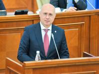Премьер Филип распустил парламент Молдавии как и.о. президента