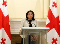 Президент Грузии назвала ночные события в Тбилиси трагедией