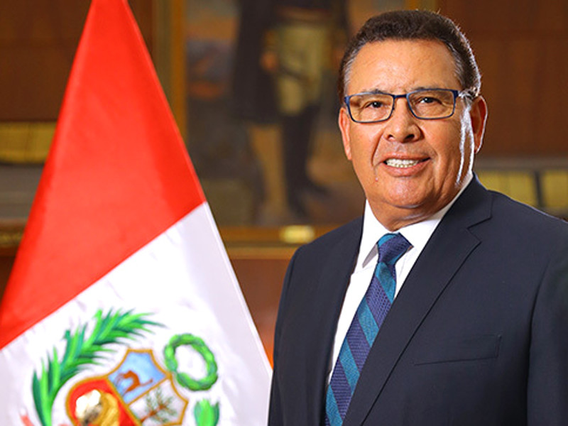 Министр обороны Перу Хосе Уэрта скончался от сердечного приступа во время рабочей поездки по стране