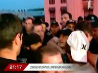 Сторонники и противники ЛГБТ-сообщества одновременно вышли на митинги в центре Тбилиси