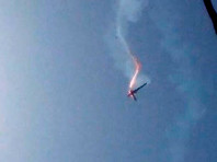 В Корпусе стражей исламской революции (КСИР) заявили, что сбили американский разведывательный беспилотный летательный аппарат (БПЛА) Global Hawk. Указывалось, что беспилотник был поражен в небе над провинцией Хормозган