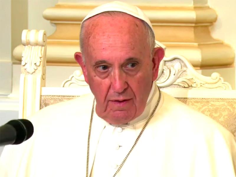 """Папа Римский изменил текст молитвы """"Отче наш"""", создававшей образ Бога-искусителя"""" />"""