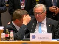 На проходящем в Брюсселе саммите ЕС главы государств и правительств Евросоюза приняли решение продлить на полгода экономические санкции против России, срок действия которых истекает 31 июля