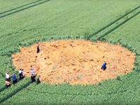 Бомба времен Второй мировой войны стала причиной мощного взрыва, огромной воронки и землетрясения на западе Германии (ФОТО, ВИДЕО)