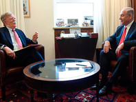 Болтон пообещал Нетаньяху, что США не дадут Ирану стать ядерной державой