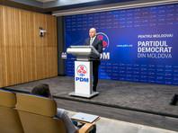 Демпартия Молдавии уходит в оппозицию, а сформированное ею правительство подает в отставку