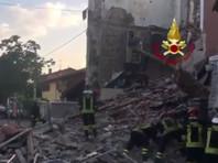 В жилом доме на севере Италии произошел взрыв, есть погибшие (ФОТО, ВИДЕО)