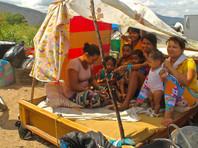 В основном венесуэльцы направляются в латиноамериканские страны