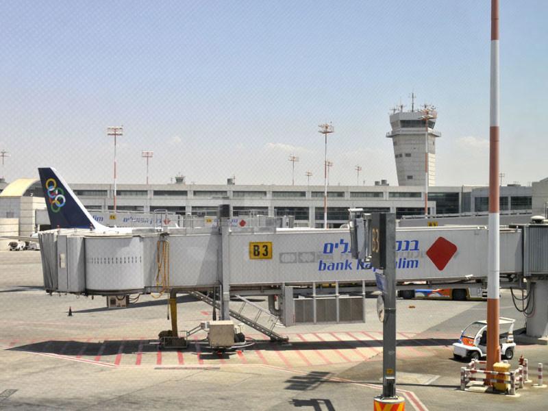 """Израиль заподозрил российских военных в причастности к сбоям GPS в главном аэропорту Тель-Авива"""" />"""