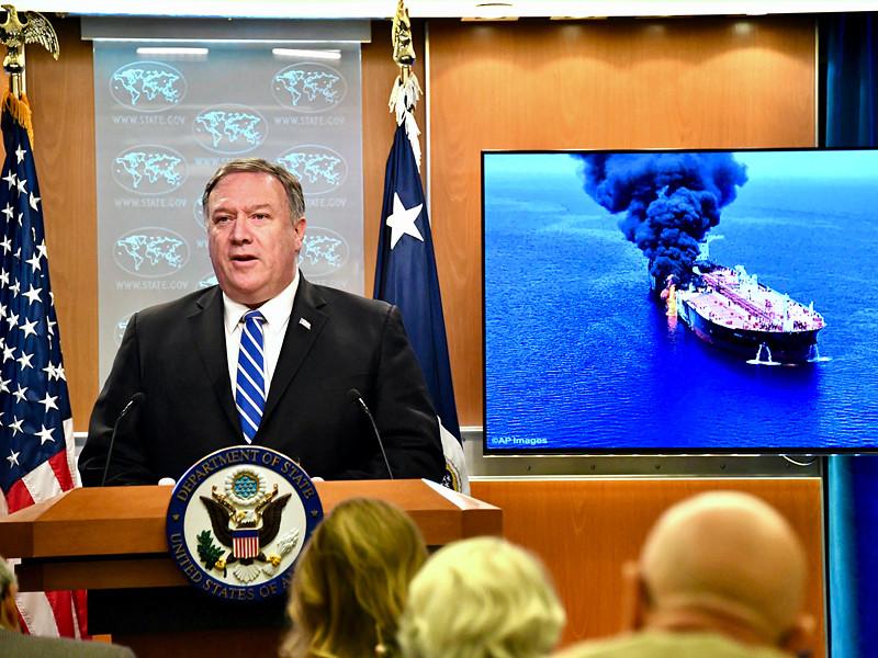 """Ни Иран, ни США пока не готовы к заключению нового соглашения, считает Дональд Трамп"""" />"""