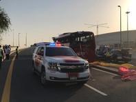Число погибших в результате аварии с участием оманского рейсового автобуса в Дубае в ОАЭ возросло до 17 человек, говорится в сообщении полиции Дубая в Twitter