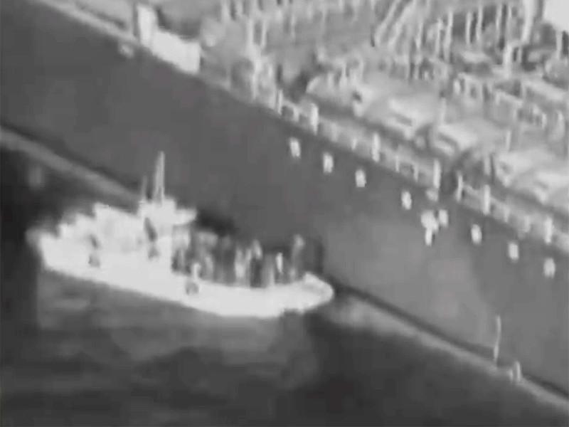"""Трамп счел данные разведки США доказательством вины Ирана в нападении в Оманском заливе"""" />"""