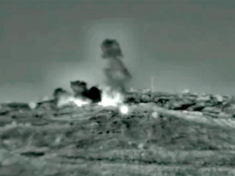 """Израиль обстрелял сирийскую территорию в ответ на атаку со стороны Сирии"""" />"""