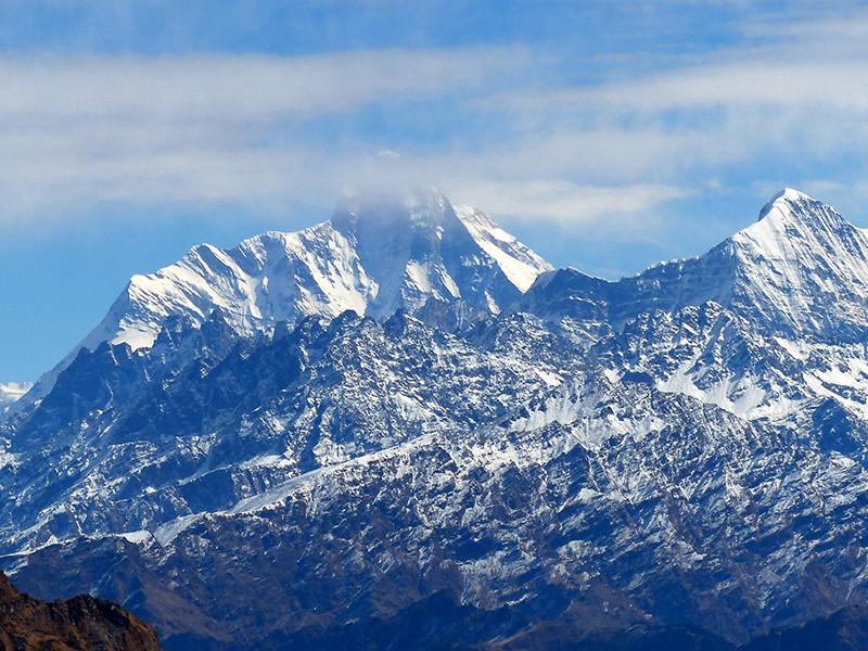На индийской горе Нандадеви обнаружены тела пяти пропавших альпинистов