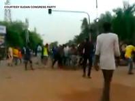 В ходе разгона сидячей забастовки в Судане погибли более 30 человек