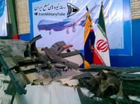 Иранские вооруженные силы сбили в четверг беспилотный разведывательный летательный аппарат ВМС США RQ-4