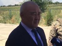 Руководитель администрации Туркестанской области Умирзак Шукеев
