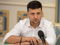 Зеленский пообещал дать жесткий ответ на обстрелы в Донбассе, в которых обвинил Россию