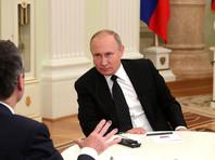 """Ранее Владимир Путин заявил в интервью этой газете, что либеральная идея себя изжила, а западные партнеры признали, что """"некоторые ее элементы просто нереалистичны"""". По его словам, в странах Запада произошел отрыв руководящих элит от населения"""