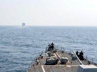 """США сообщили в четверг, что корабль американских ВМС """"уничтожил"""" иранский беспилотник в Ормузском проливе после угрозы дрона кораблю, но Иран сообщил, что не располагает информацией о потере беспилотника"""