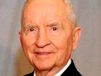 Американский миллиардер Росс Перо умер в возрасте 89 лет