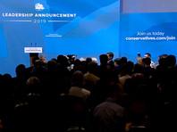 Борис Джонсон одержал победу на выборах нового лидера Консервативной партии Великобритании