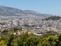 Сильное землетрясение  в Афинах вызвало панику среди населения
