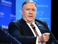 Создание коалиции для Персидского залива потребует больше времени, чем думали в США, сказал Майкл Помпео