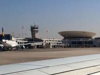 В здание аэропорта Бен-Гуриона в Тель-Авиве в зал вылета пришел мул (ВИДЕО)