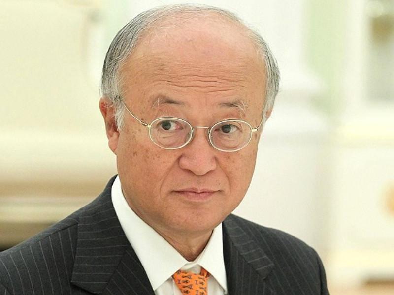 Генеральный директор МАГАТЭ Юкия Амано скончался на 73-м году жизни