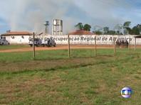 57 заключенных погибли во время бунта в бразильской тюрьме (ВИДЕО)