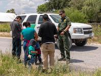 Нелегальные мигранты, Техас, июнь 2019 года
