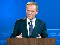 Выборы в Европарламент показали, что ЕС может противостоять популистам, полагает Дональд Туск