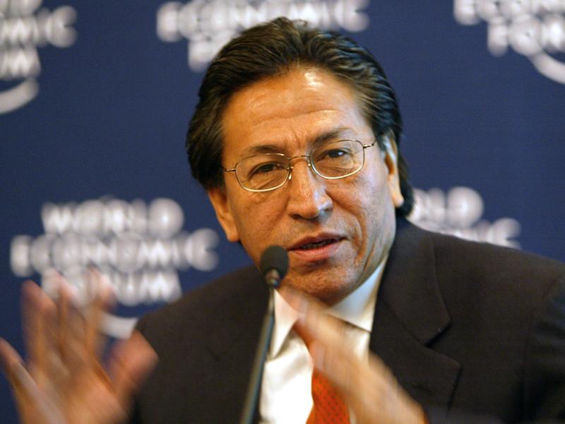 """В США арестован бывший президент Перу, обвиняемый на родине в коррупции"""" />"""