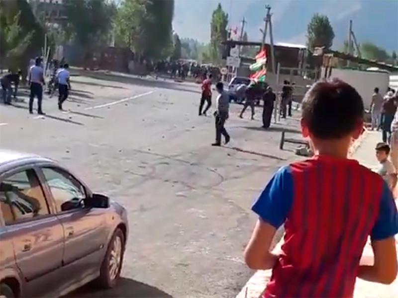 """На границе Киргизии и Таджикистана произошел конфликт с применением оружия"""" />"""