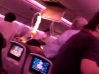 Лайнер Air Canada попал в турбулентность, 35 человек получили травмы