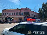 В Одессе полиция освободила заложников, захватчик задержан