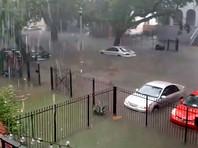 """Тропический шторм """"Барри"""" надвигается на юг США и уже устроил потоп в Новом Орлеане (ФОТО, ВИДЕО)"""