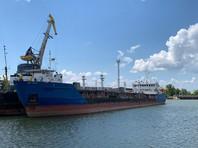 Украинский суд наложил арест на российский танкер Nika Spirit
