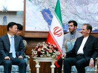 """Тегеран  ожидает от  Китая и """"других дружественных стран"""", что они будут покупать больше иранской нефти"""
