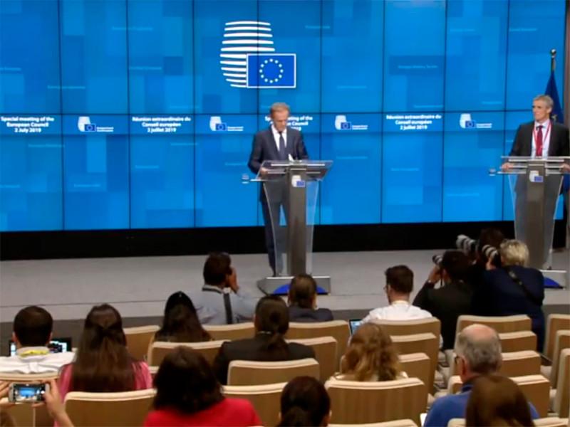 Саммит ЕС согласовал назначение на ключевые европейские посты, объявил Дональд Туск