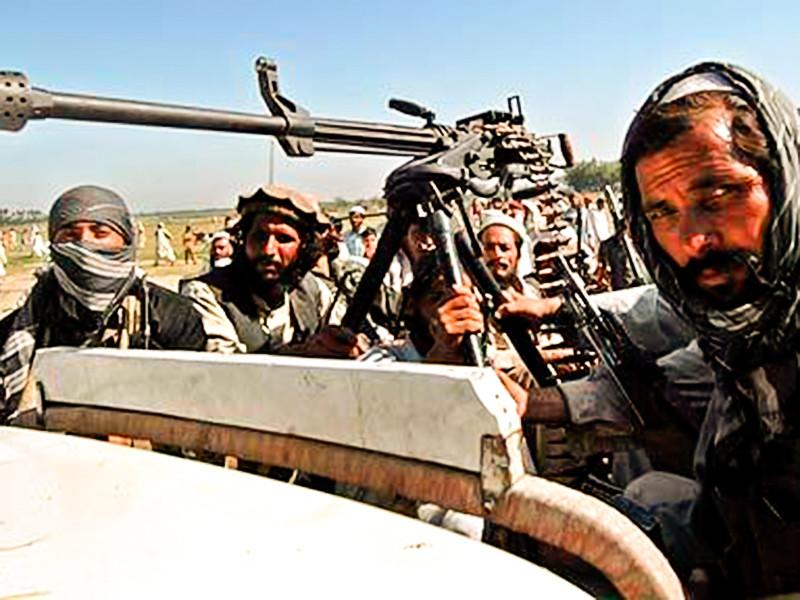 """""""Талибан""""* не собирается вести прямые переговоры с афганским правительством, пока не будет объявлено о выводе иностранных войск"""