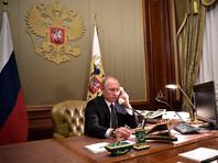 Путин и Зеленский обсудили по телефону урегулирование военного конфликта в Донбассе