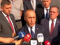 Премьер Косова Рамуш Харадинай подал в отставку в связи с вызовом на допрос в Гаагу