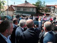 Охрана Эрдогана устроила драку с пограничниками в Сараево