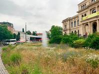 Эвакуация около 16,5 тыс. человек началась в воскресенье во Франкфурте-на-Майне в связи с операцией по обезвреживанию неразорвавшегося снаряда времен Второй мировой войны