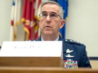 Главу СТРАТКОМ ВС США генерала Хайтена обвинили в сексуальных домогательствах
